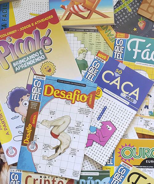 Revistas Coquetel
