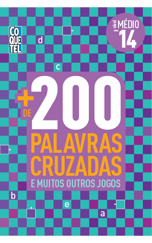 Revistas Coquetel A Casa Dos Seus Jogos E Passatempos Preferidos